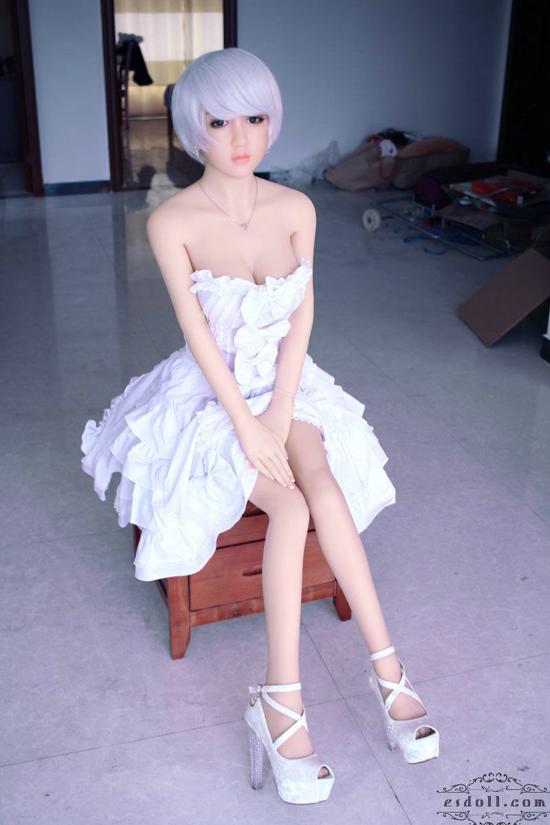148cm Carie Silicone Sex Angel Doll-7