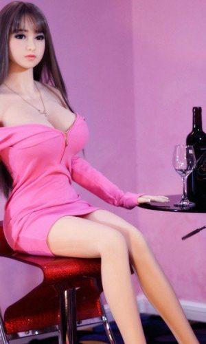 148cm Misato Silicone Sex Angel Doll-14