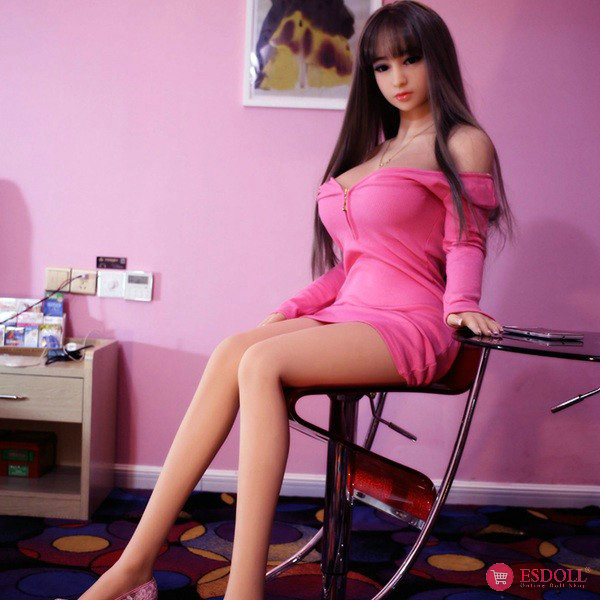 148cm Misato Silicone Sex Angel Doll-15