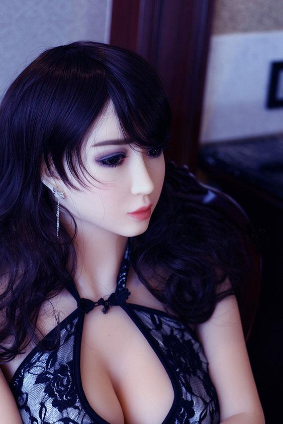 Cheongsam 158cm sex doll - 3
