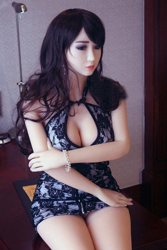 Cheongsam 158cm sex doll - 4