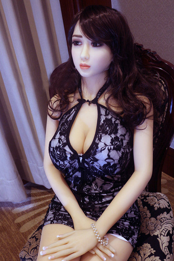 Cheongsam 158cm sex doll - 9