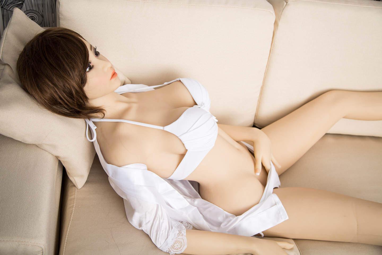 163cm Girlish Sex Love Doll-11