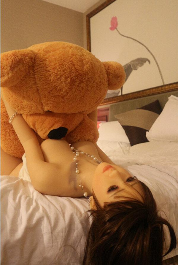 Fiona 165cm sex doll - 14