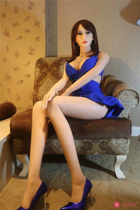 165cm Sex Love Doll Silicone-11