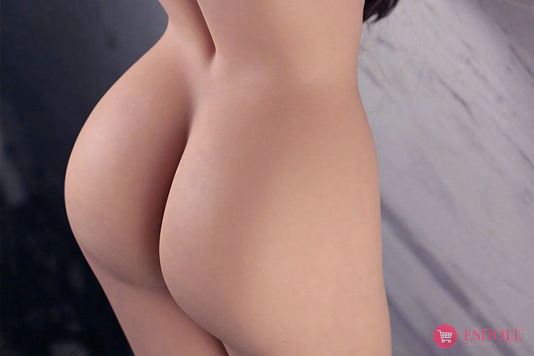 Hayley 145cm Silicone Sex Love Doll Ass