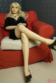 Blondie 165cm sex doll - 1