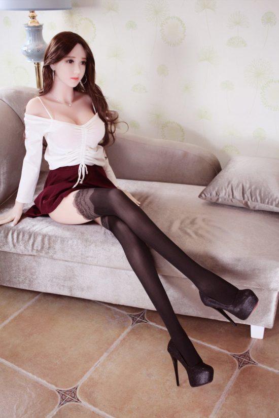 Ann 161cm sex doll - 16