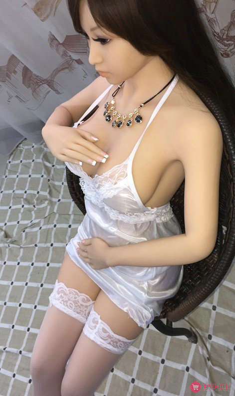 Full Size Silicone Sex Angel Stand Doll – Misato 165cm - 9