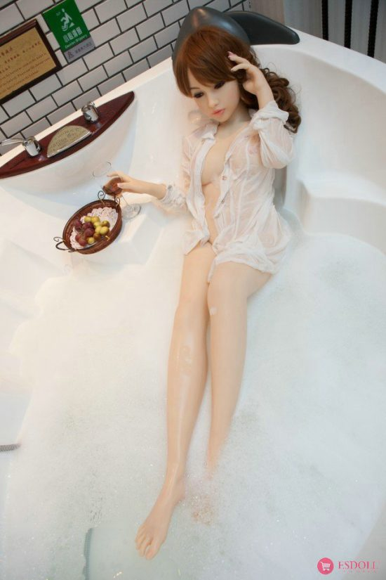 138cm 4.53ft Silicone Sex Doll - 1