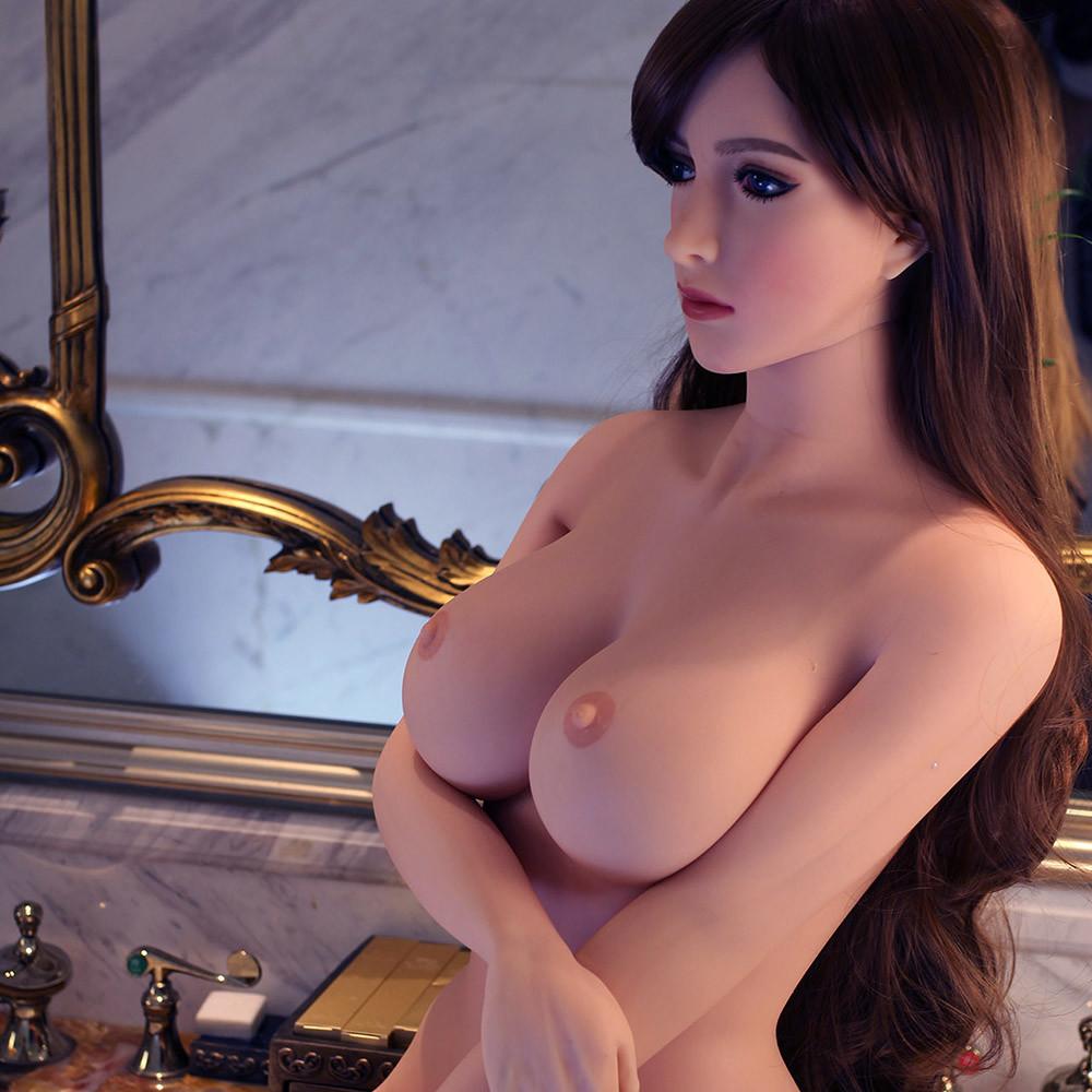 168cm Monica Silicone Sex doll - 29