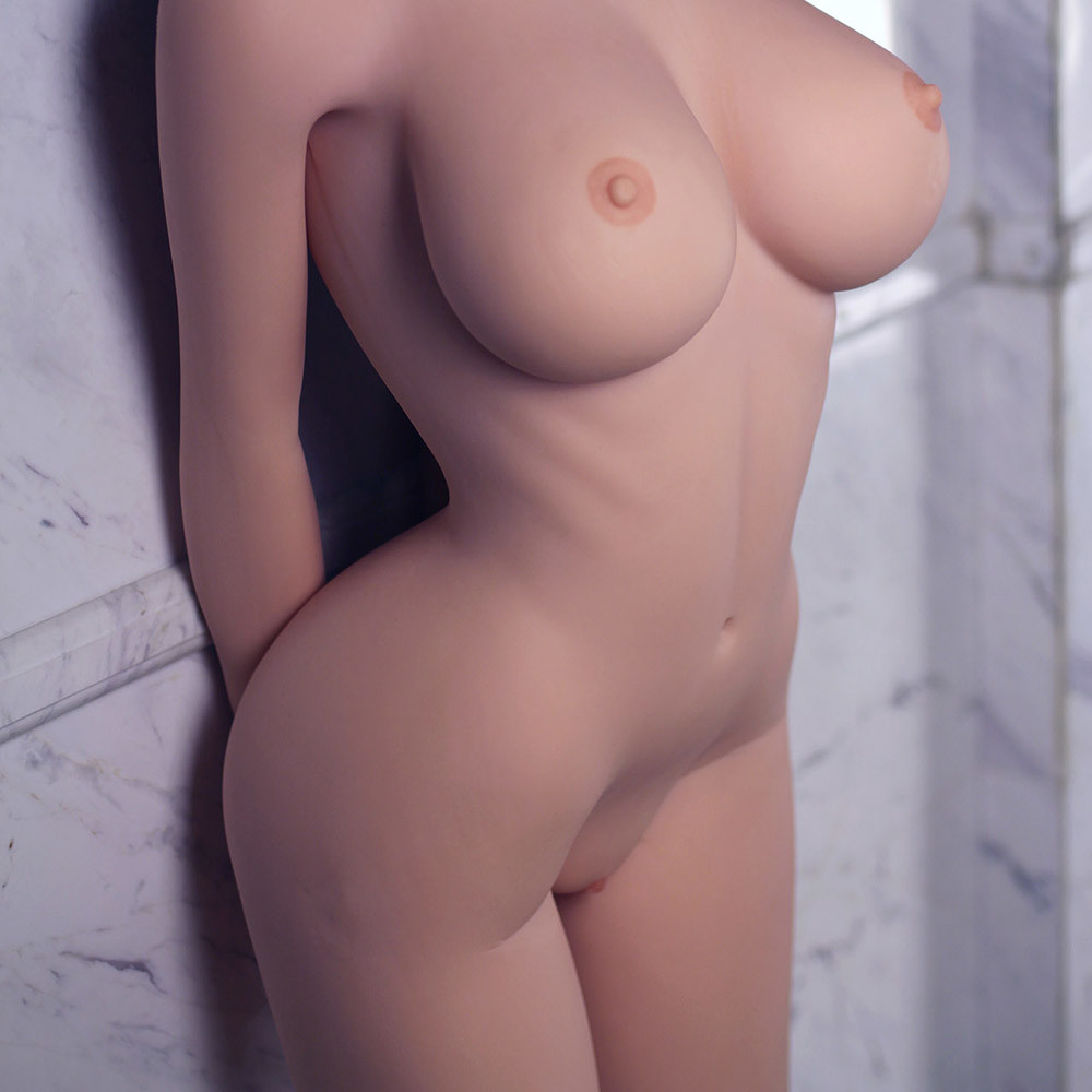 168cm Monica Silicone Sex Angel Doll Body