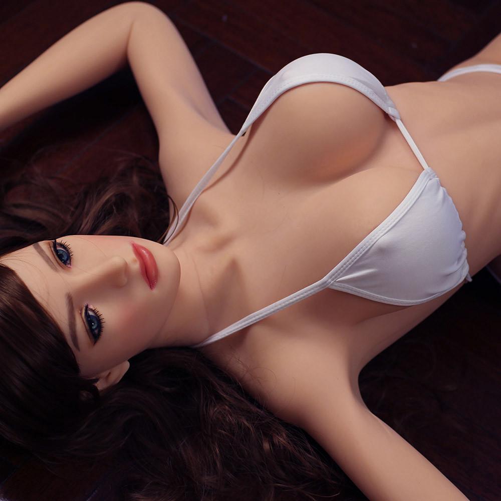 168cm Monica Silicone Sex doll - 18