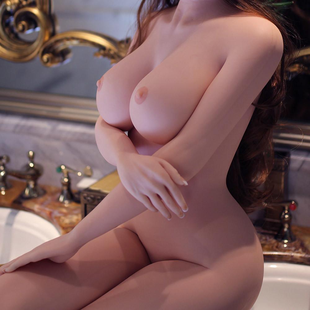 168cm Monica Silicone Sex doll - 19