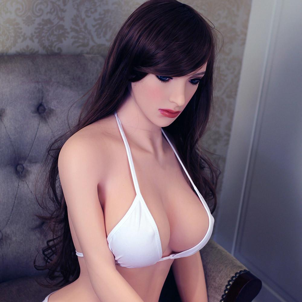 168cm Monica Silicone Sex doll - 4