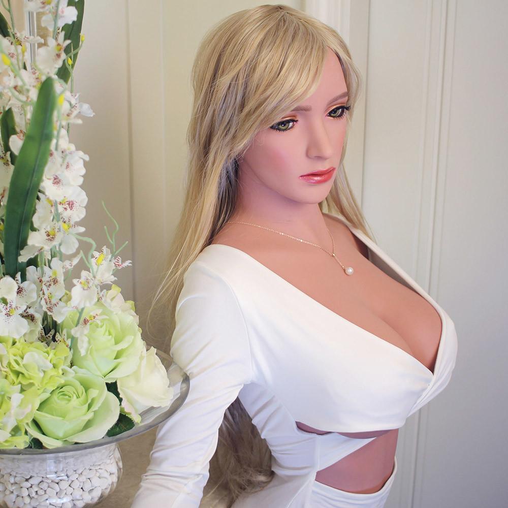 168cm Monica Silicone Sex doll - 5