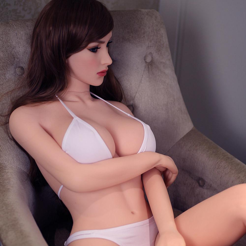168cm Monica Silicone Sex doll - 27