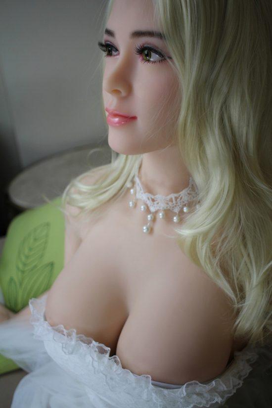158cm 5.18ft Julie sex doll - 5