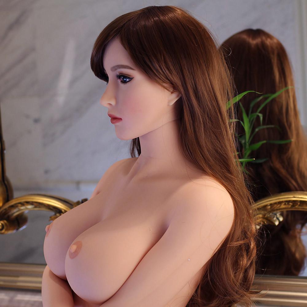 168cm Monica Silicone Sex doll - 15