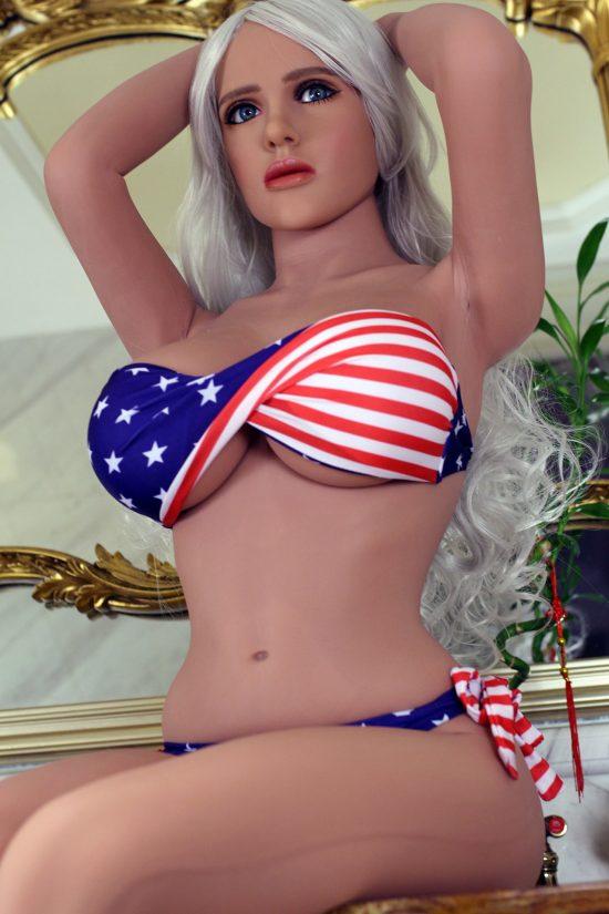158cm Alisa sex doll - 10