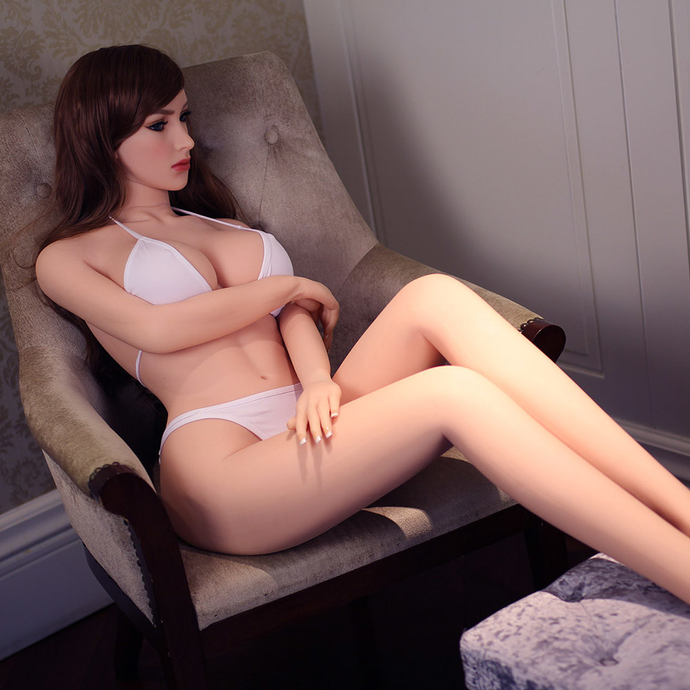 168cm Monica Silicone Sex doll - 10