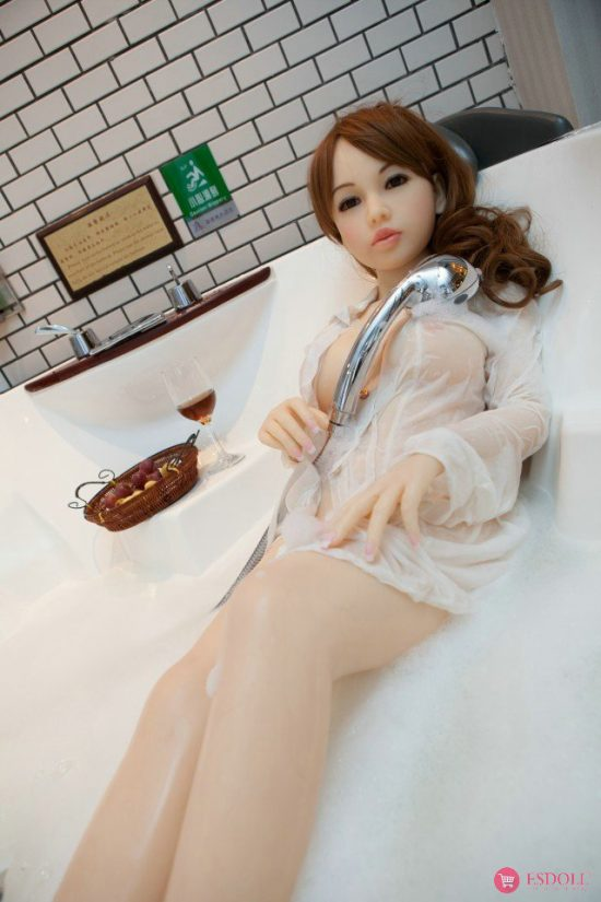 138cm 4.53ft Silicone Sex Doll - 18
