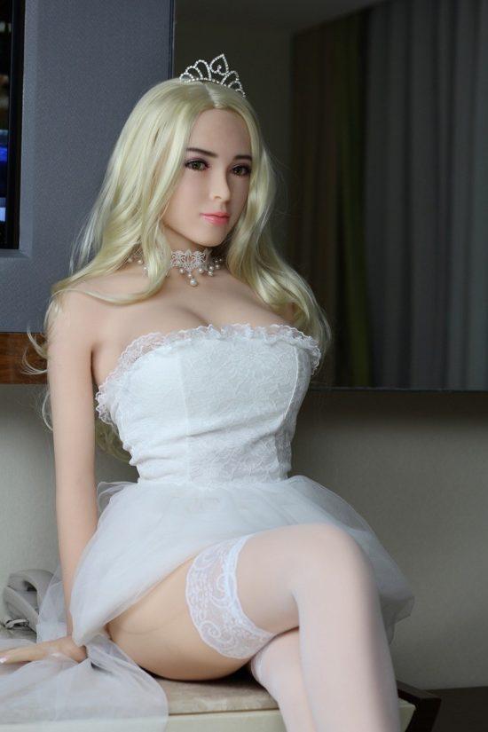 158cm 5.18ft Julie sex doll - 7
