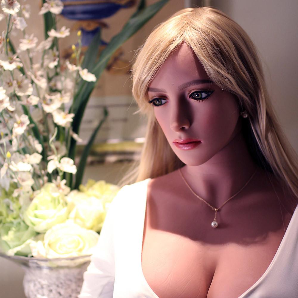 168cm Monica Silicone Sex doll - 17