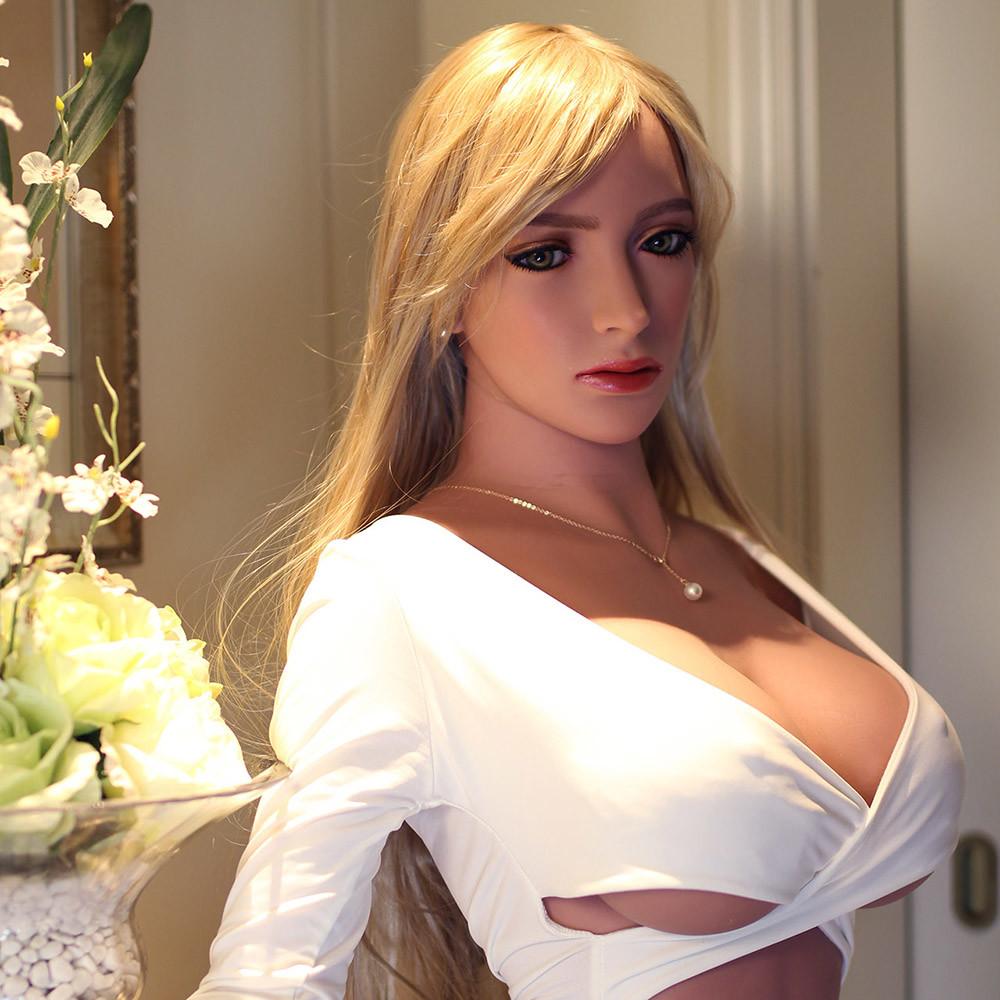 168cm Monica Silicone Sex doll - 35