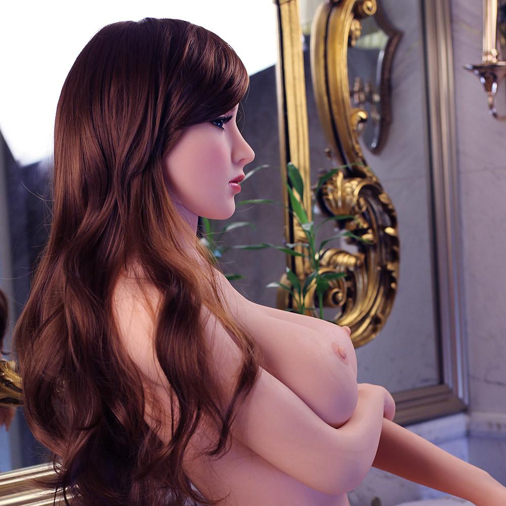 168cm Monica Silicone Sex doll - 36