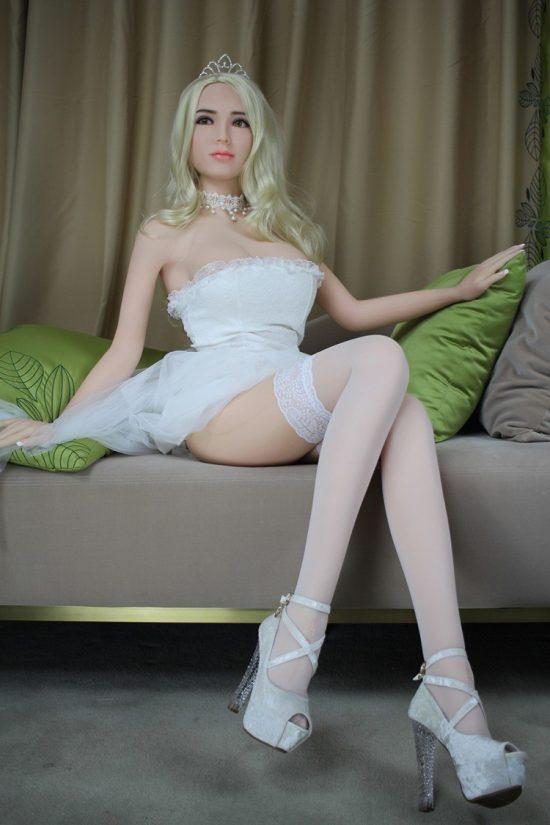 158cm 5.18ft Julie sex doll - 14
