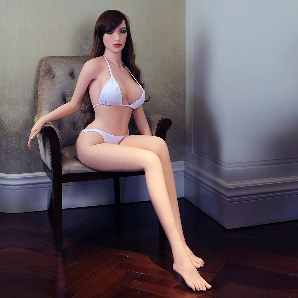 168cm Monica Silicone Sex doll - 39