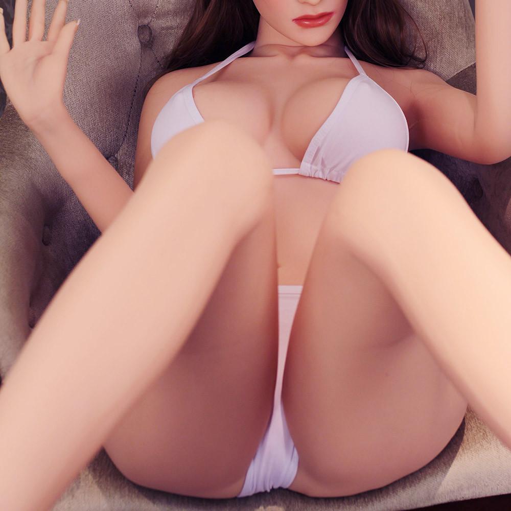 168cm Monica Silicone Sex doll - 37