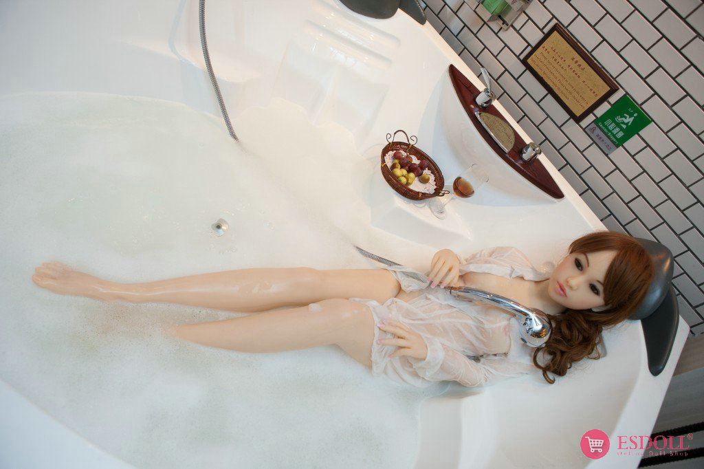 138cm 4.53ft Silicone Sex Doll - 21