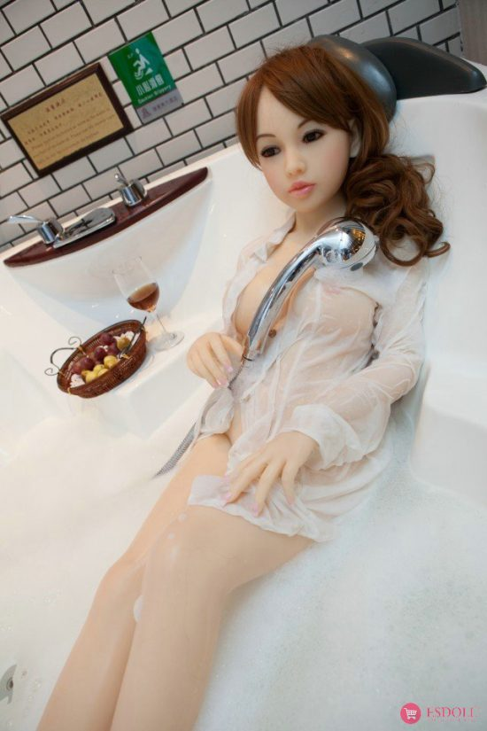 138cm 4.53ft Silicone Sex Doll - 20