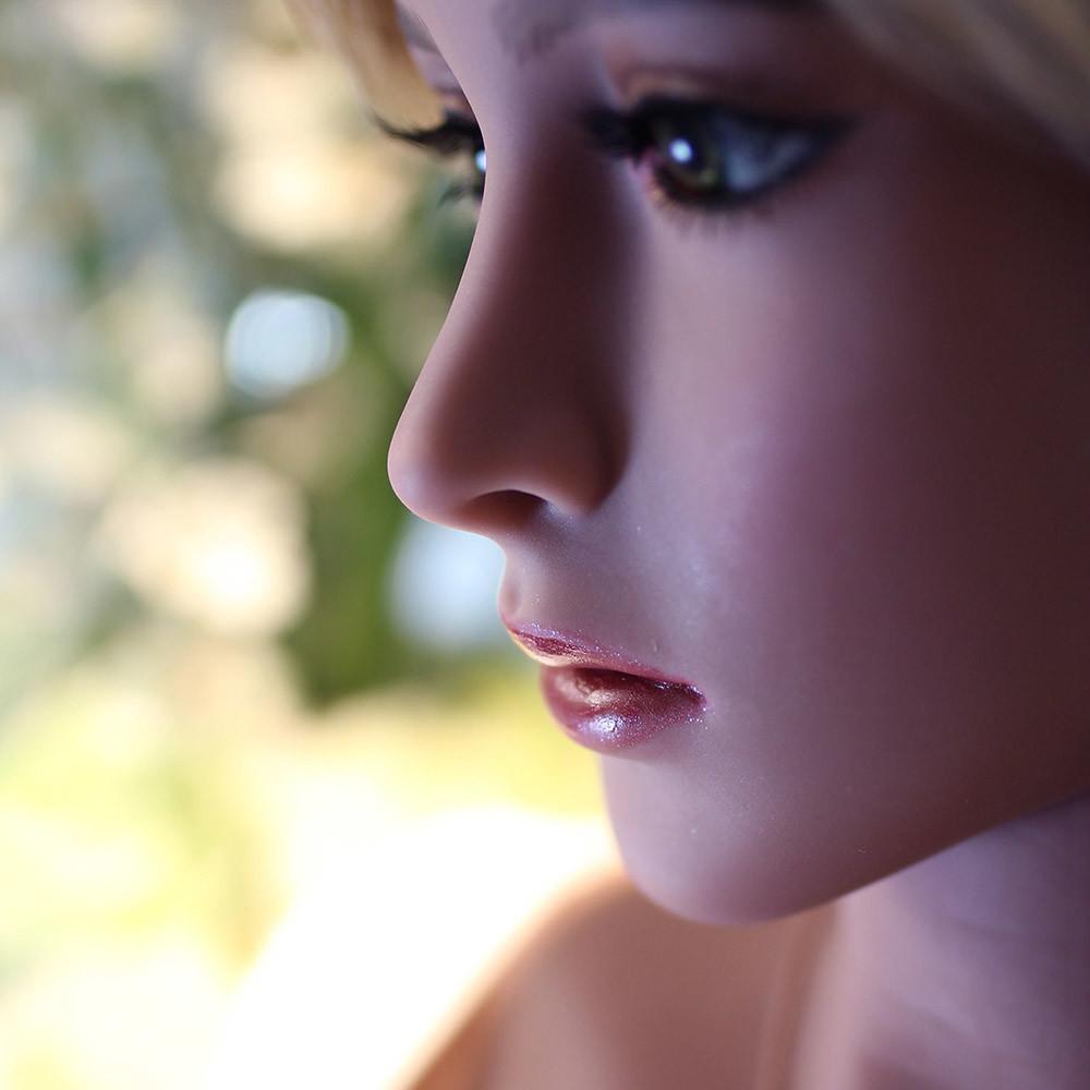 168cm Monica Silicone Sex doll - 43