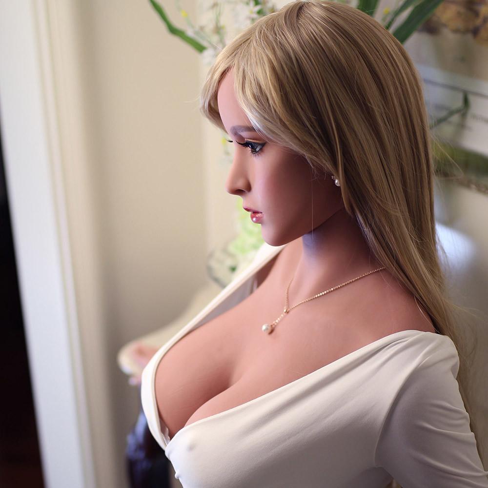 168cm Monica Silicone Sex doll - 44