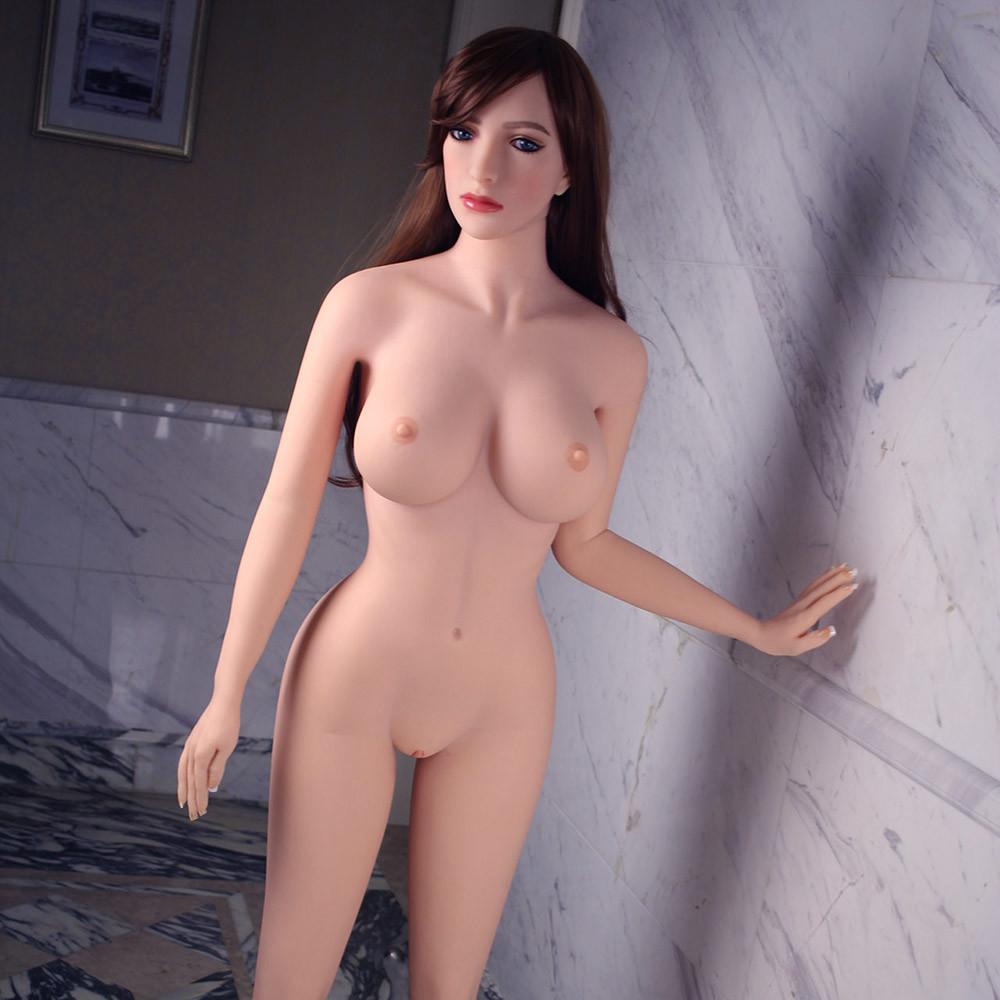 168cm Monica Silicone Sex doll - 45