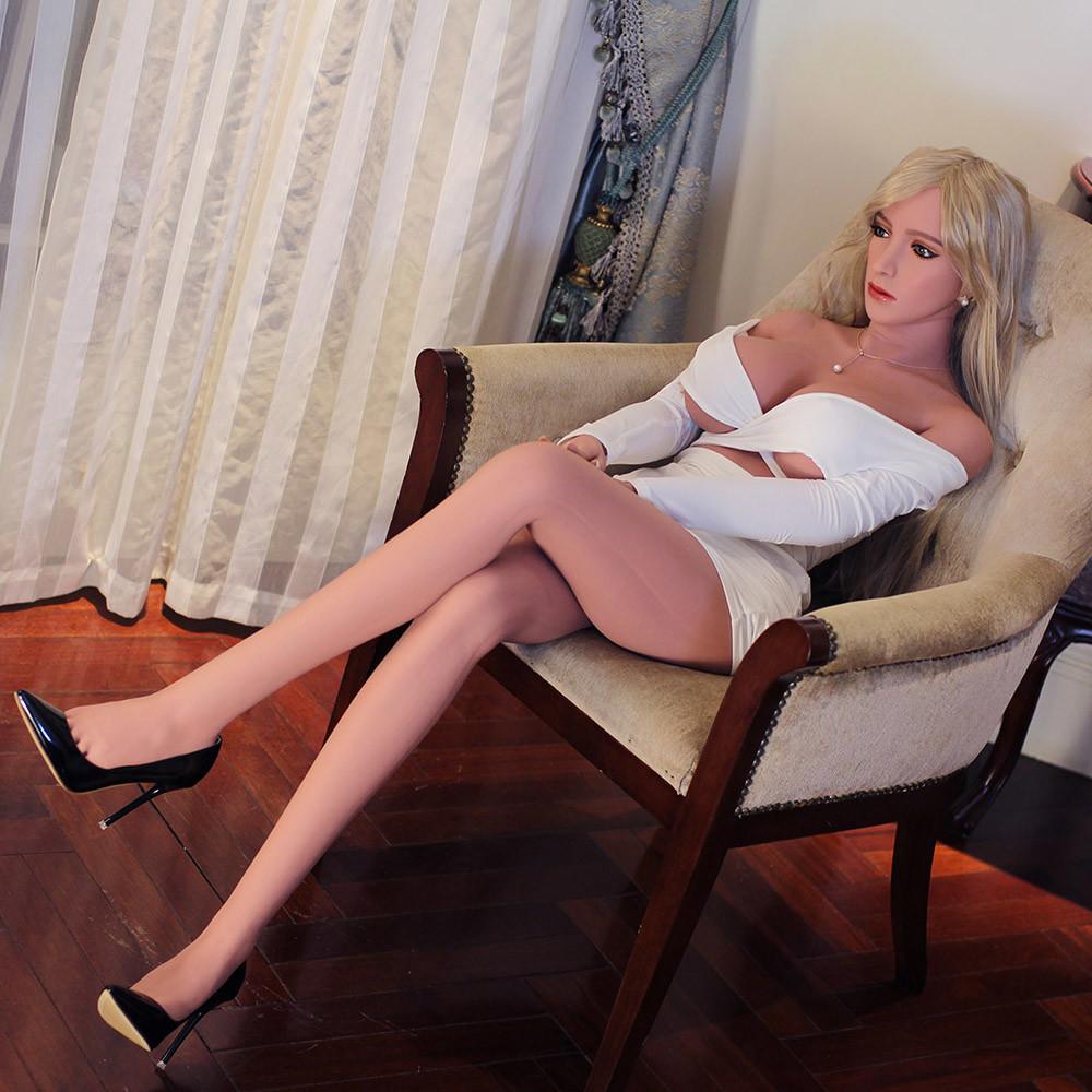 168cm Monica Silicone Sex doll - 46
