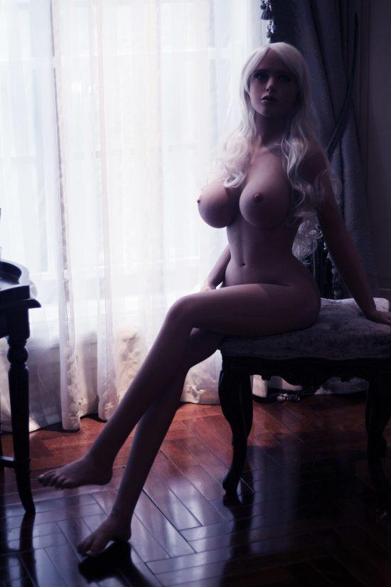 158cm Alisa sex doll - 26