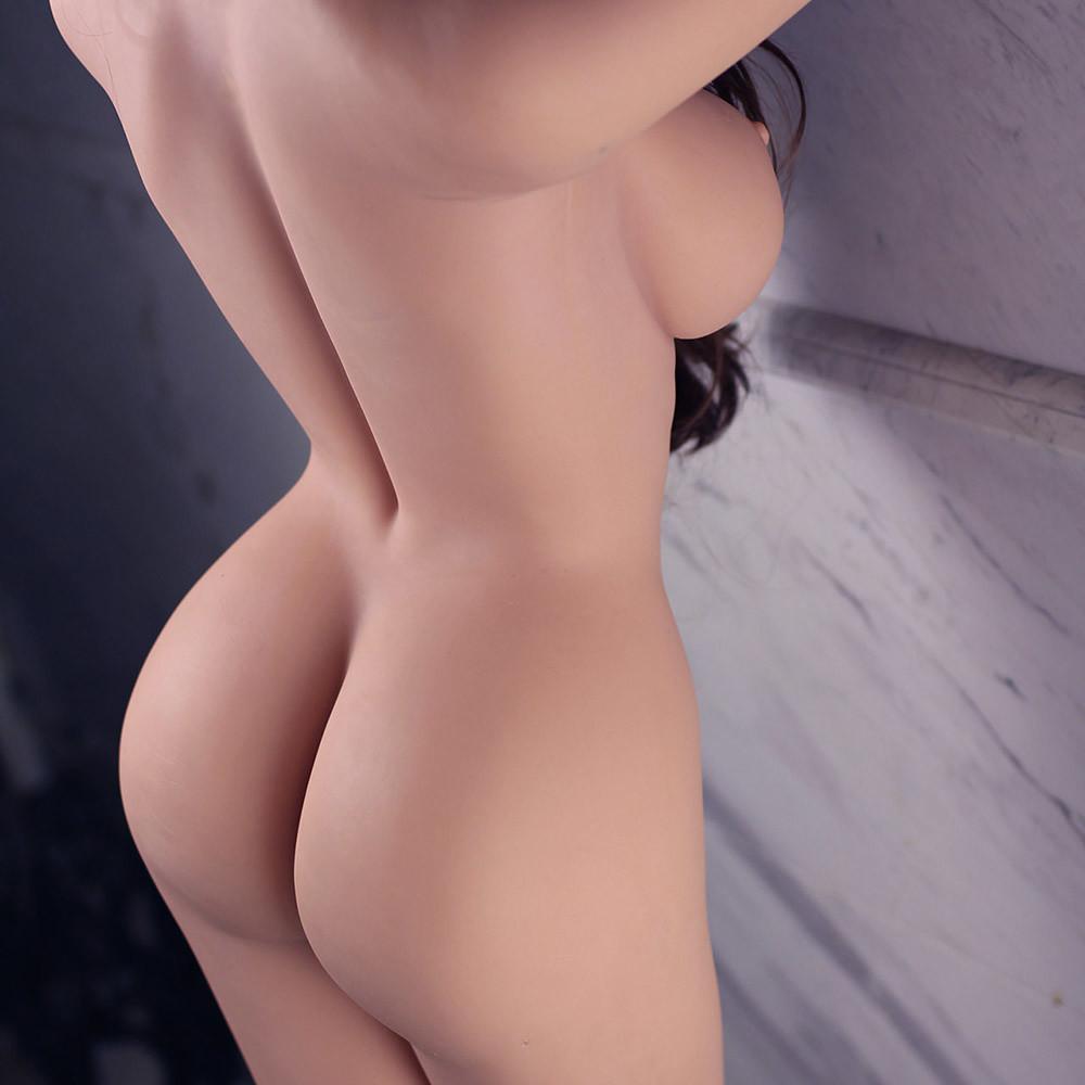168cm Monica Silicone Sex doll - 48