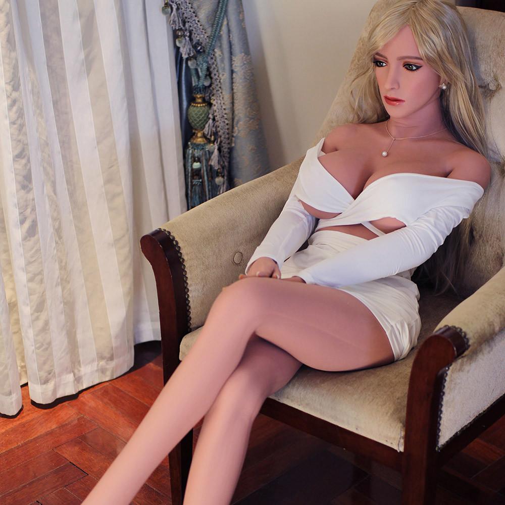 168cm Monica Silicone Sex doll - 47