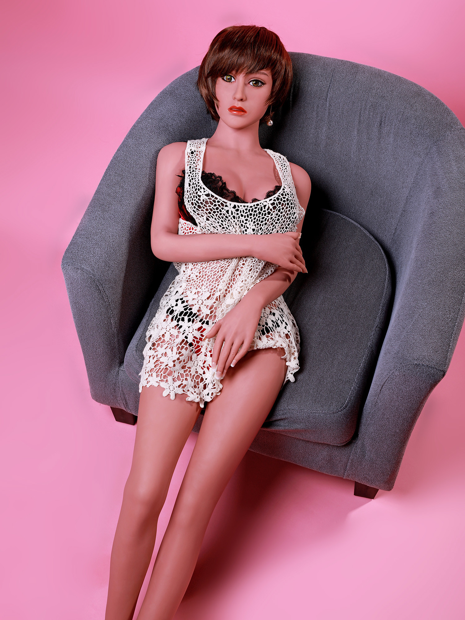 148cm Brenda sex doll - 6
