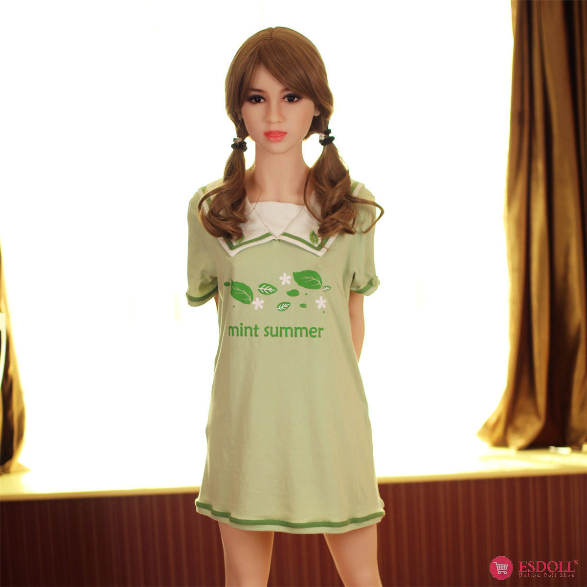 153cm Eva sex doll - 5
