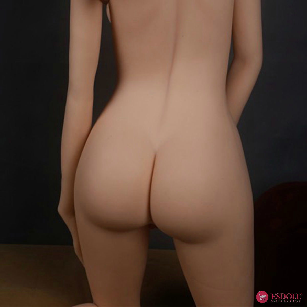 153cm Eva Silicone Sex Angel Doll Ass