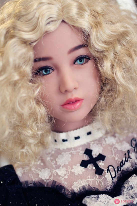 156cm 5.12ft Lily sex doll