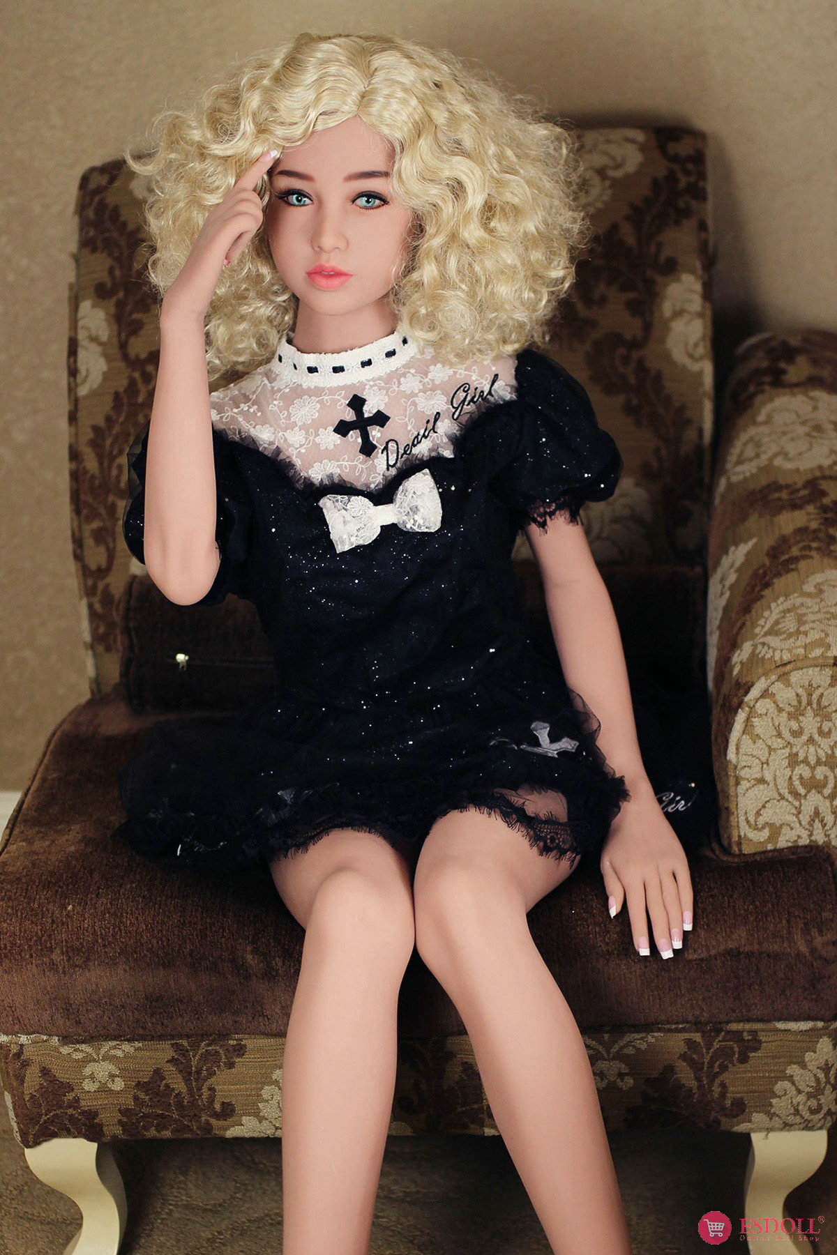 156cm 5.12ft Lily sex doll - 11