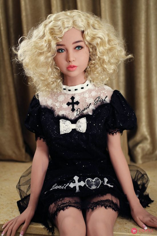 156cm 5.12ft Lily sex doll - 14
