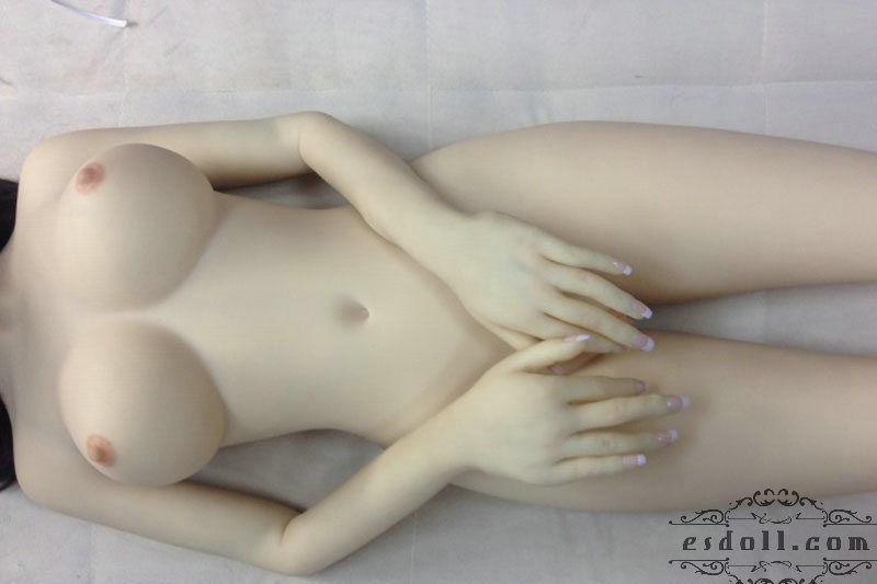 135cm 4.43ft Carol Silicone Sex Angel Doll Body