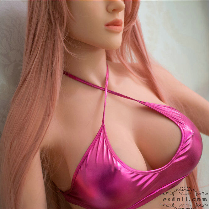 168cm 5.51ft Selena Silicone Sex doll - 2
